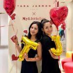 「TARA JARMON × My Little Box」発売記念パーティーへ