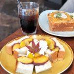 【恵比寿】「俺のBakery&Cafe」で朝活。柿とこしあんが美味コラボ!