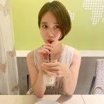 【名古屋・久屋大通】「ラヴニュー デ シャンゼリゼ」で桃たっぷりのフルーツタルトを味わう