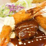 【京都】「街の洋食屋 AKIRA」長岡京の楊谷寺の帰りに絶品ハンバーグランチ