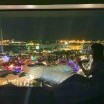 【USJ公認】ホテルの部屋から見える、昼と夜の絶景パークビュー比較!