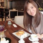 【表参道】「サロン・ド・テ・ラヴォンド」で煎茶とフレンチトーストのセット。贅沢な時間でした