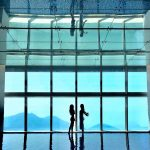 【香港ホテル】「ザ・リッツ・カールトン香港」の118階、プールが素敵すぎる