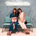 【香港・尖沙咀】新オープンの「ティファニーカフェ」が可愛い過ぎ!