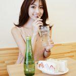 【押上】「カフェココナ」でフルーツサンドとアップルタイザーがぶ飲み
