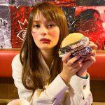 渋谷センター街のバーガーキング®で「GHOST WHOPPER®」食べたらゾンビになったの巻【ハロウィン】