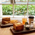 【千駄ヶ谷】「ロンハーマンカフェ」の厚切りトーストで幸せ朝活