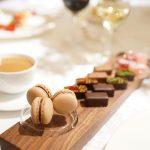 開業130周年「帝国ホテル 東京」新料理長のウエディングメニューを試食をしました
