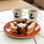 「俺のBakery&Cafe 恵比寿」で朝活。小倉あんこのトーストサンドをいただきました