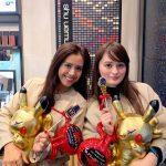 渋谷パルコ1階にオープンの「シュウ ウエムラ(shuuemura)」はピカチュウ祭!?