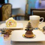 【表参道】「アニヴェルセルカフェ」のクリスマス期間限定のケーキをいただきました