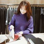 【ママスーツ】「KASHIYAMA the smart tailor」で学校行事用ネイビースーツをオーダー!