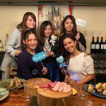 【恵比寿】「フミーズ・グリル」で「Nudiee」のローンチパーティー開催しました!