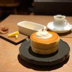 【銀座】「椿サロン」の無添加ぷるぷる「北海道ほっとけーき」、やっと食べられた!