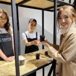 チャコールクレンズができるコーヒー「C COFFEE」を体験しました!