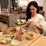 【銀座】現代の日本のティーサロン「HIGASHIYA GINZA」で茶間食