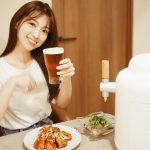 【生ビールが自宅で!】KIRINの「ホームタップ」で味わう、最高に贅沢な晩酌!