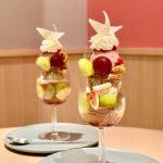 【銀座】「Beauty Connection Ginza Fruits Salon」で「ぶどうのフルコース」を堪能