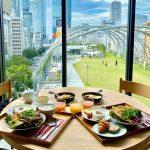 【渋谷〜外苑前】北参道で働く社長オススメ、景色も気分も最高の「窓際朝ごはん」