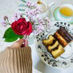 お花の定期便「Bloomee LIFE」。ポストにお花が届いてると幸せな気持ちになるね♡