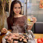 【500円で牛タン食べ放題!!】噂の「ハタガヤ牛タンテール」で1.5kgの牛タンステーキを完食!