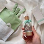 【韓国コスメ】イムブリーの「酵素洗顔パウダー」と「SOS鎮静アンプル」をゲット!