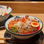 【新宿サブナードにオープン】旨辛柚子ラーメンのコンセプト店「AFURI辛紅」登場!
