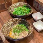 【広島からやってきた!】「汁なし担担麺専門 キング軒 神田スタンド」で3辛をchoice♡