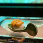 【チームラボ×江戸前寿司×ミシュラン店】「渋谷 鮨 Sublime」でお寿司ディナー。