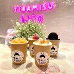 【原宿】韓国で人気のカップスイーツ!「TIRAMISU LABO 」で無花果と桃のティラミスを堪能♡